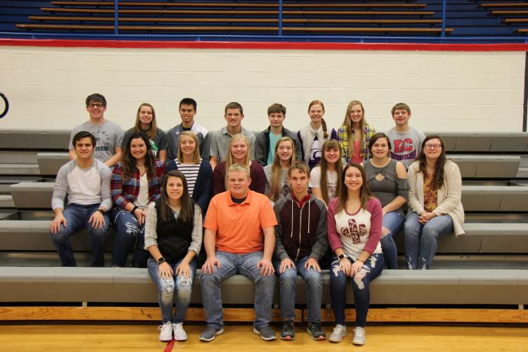 2018 Student Council