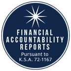 Financial Accountability Reports Pursuant to K.S.A. 72-1167