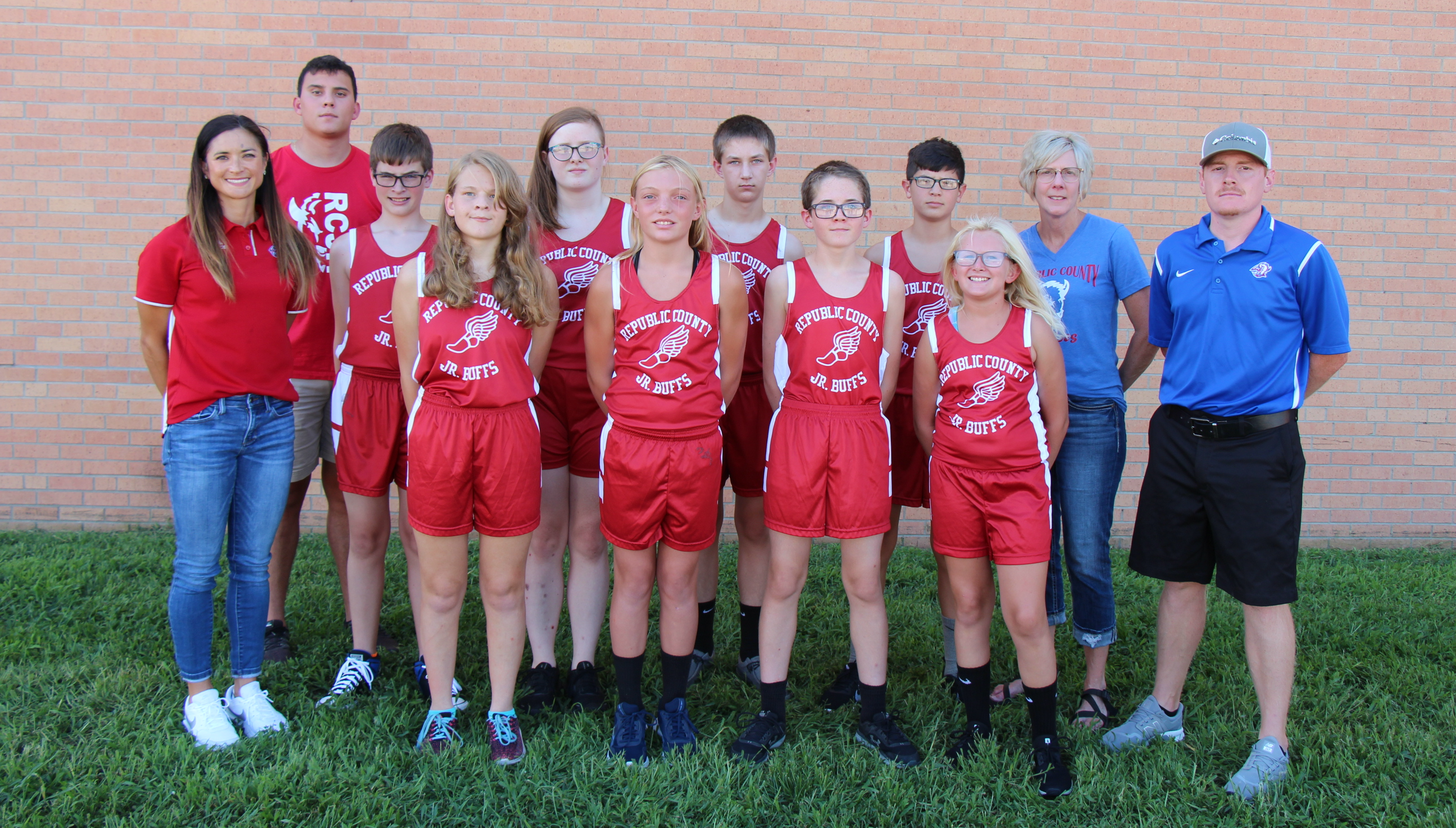 20201 Junior High Cross Country