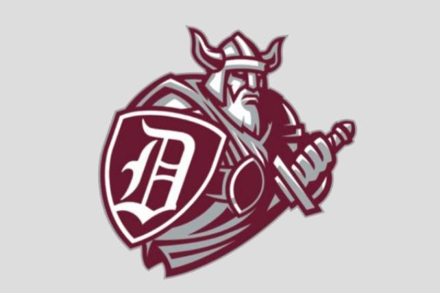 Danville viking logo