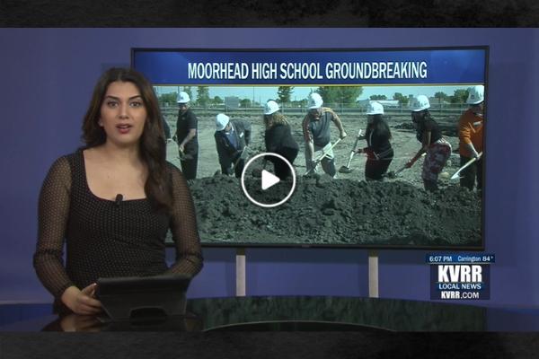 KVRR High School Groundbreaking Coverage