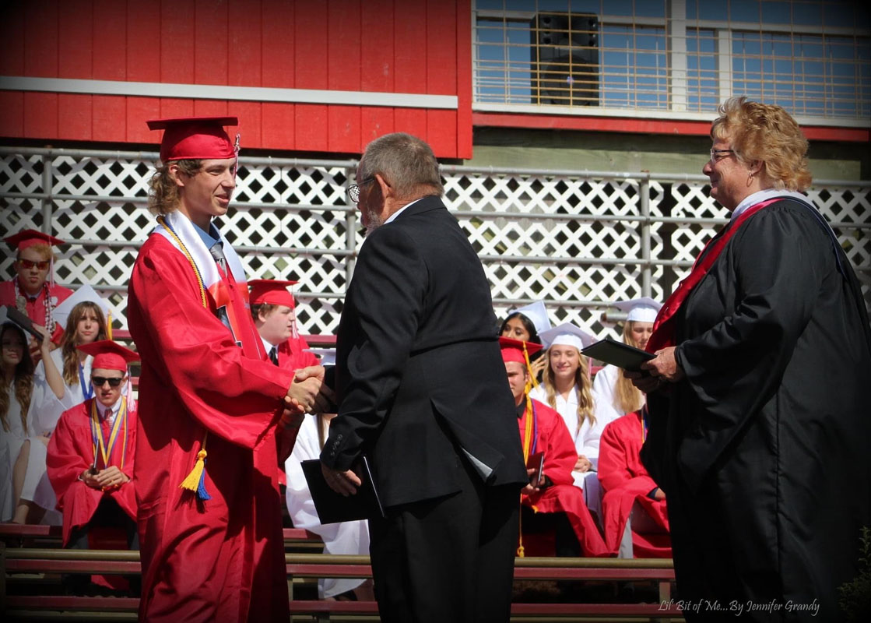 Image from Graduation