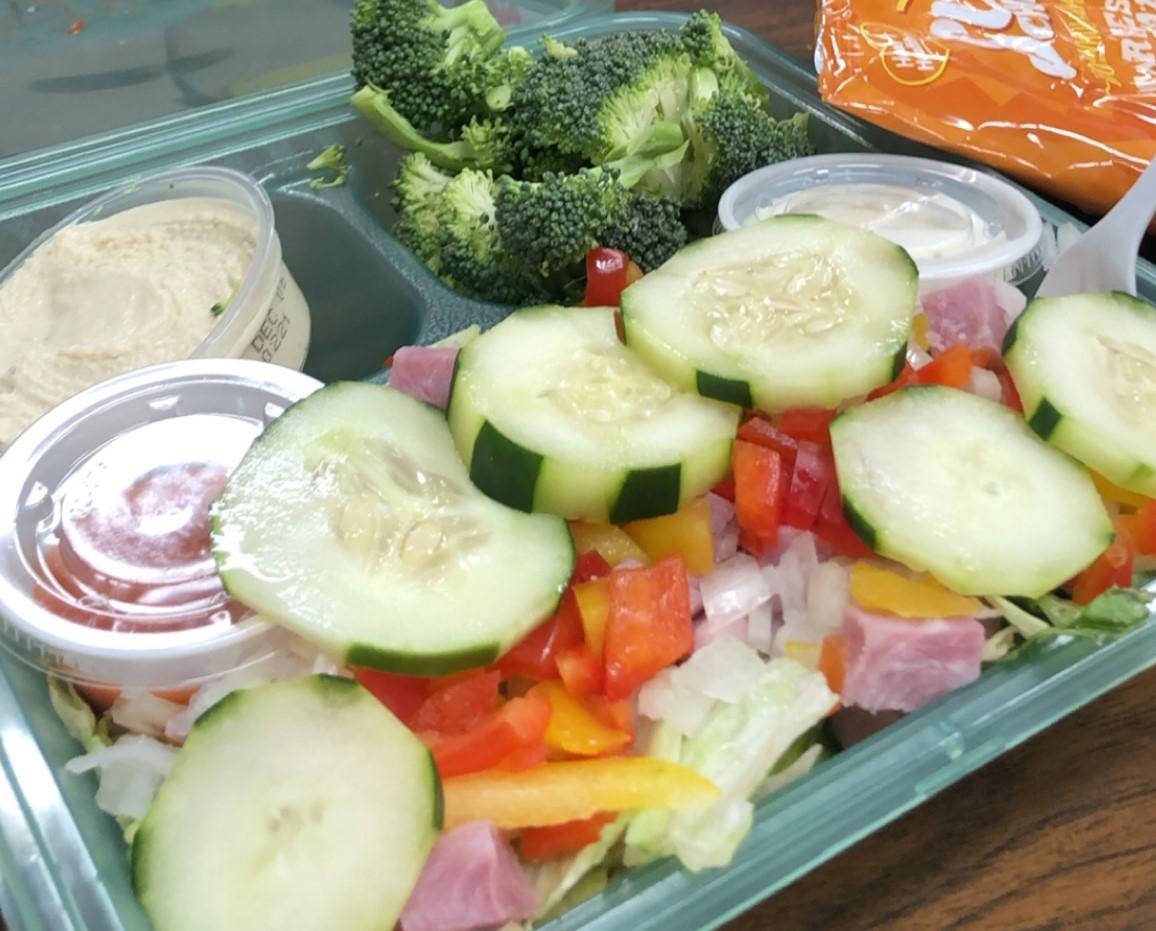 School Salad