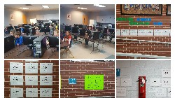 Various pictures from Computer Science Education Week - Hour of Code