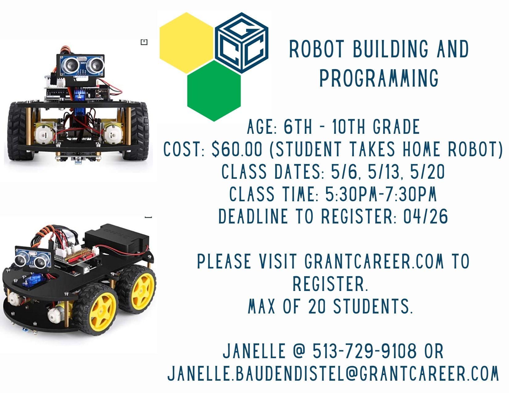 Robot Building and Programing