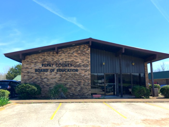 Perry County School Board building