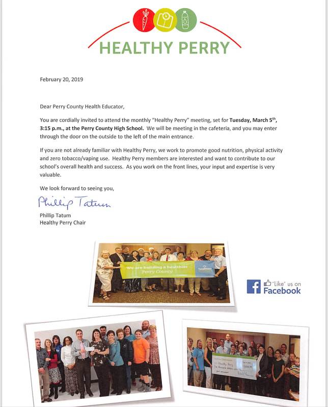 HEALTHY PERRY