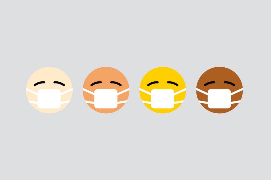 Emojis in Masks