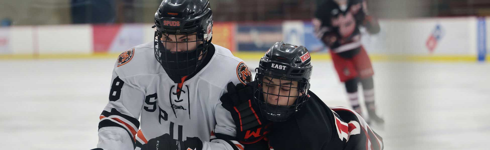 Boys Hockey Player