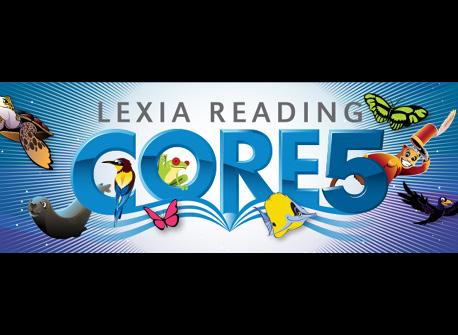 Lexia Core5 logo