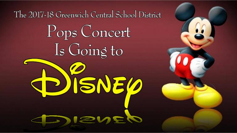 Pops Goes To Disney