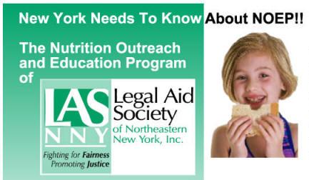 NY Nutrition Outreach