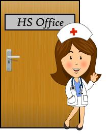 high school nurse graphic