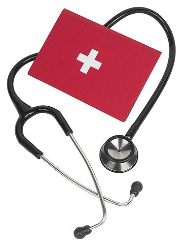 stethoscope graphic