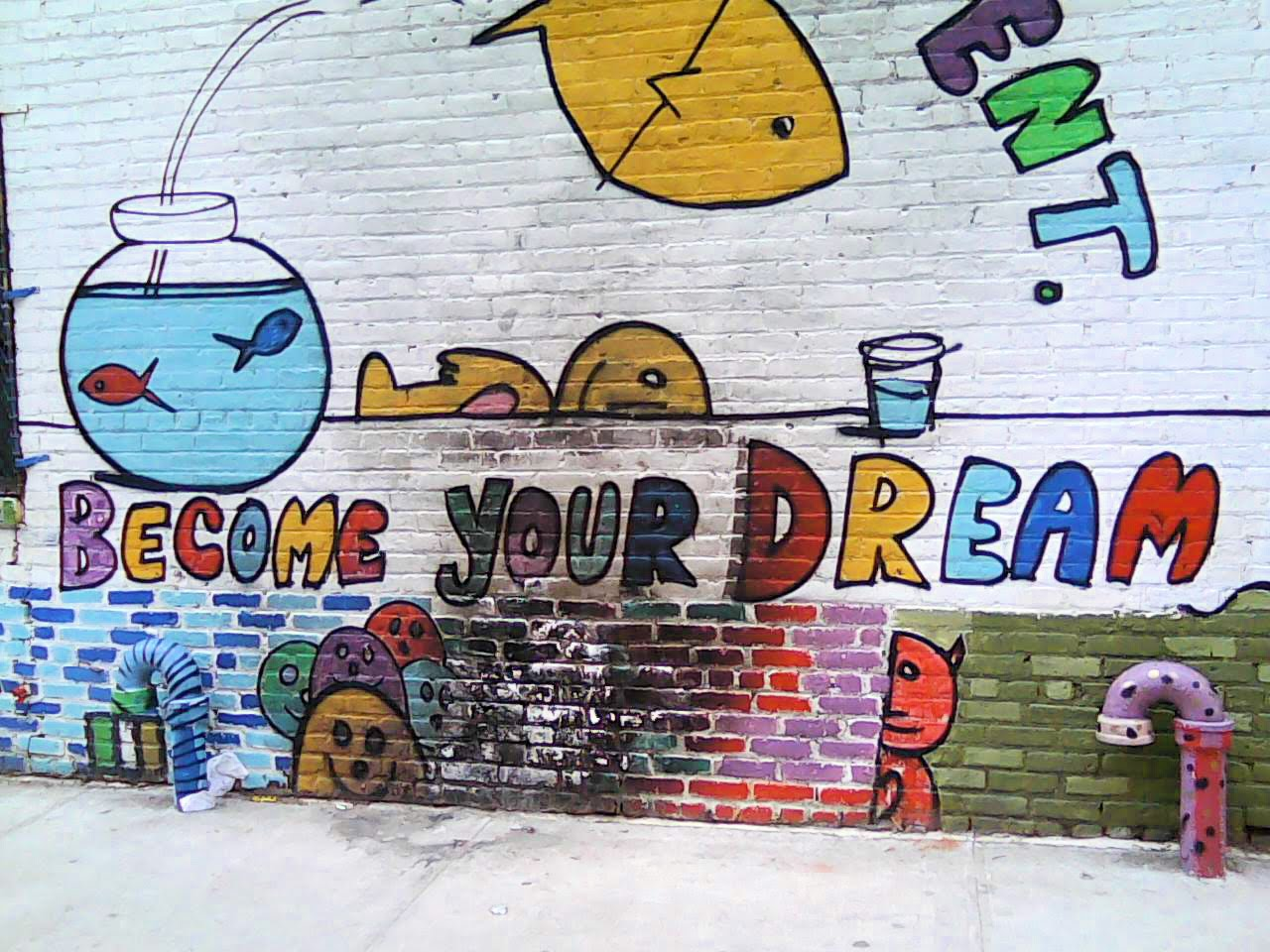 Become Your Dream graphic