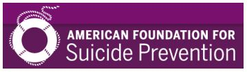 Foundation for Suicide Prevention graphic