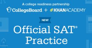 SAT Practice graphic