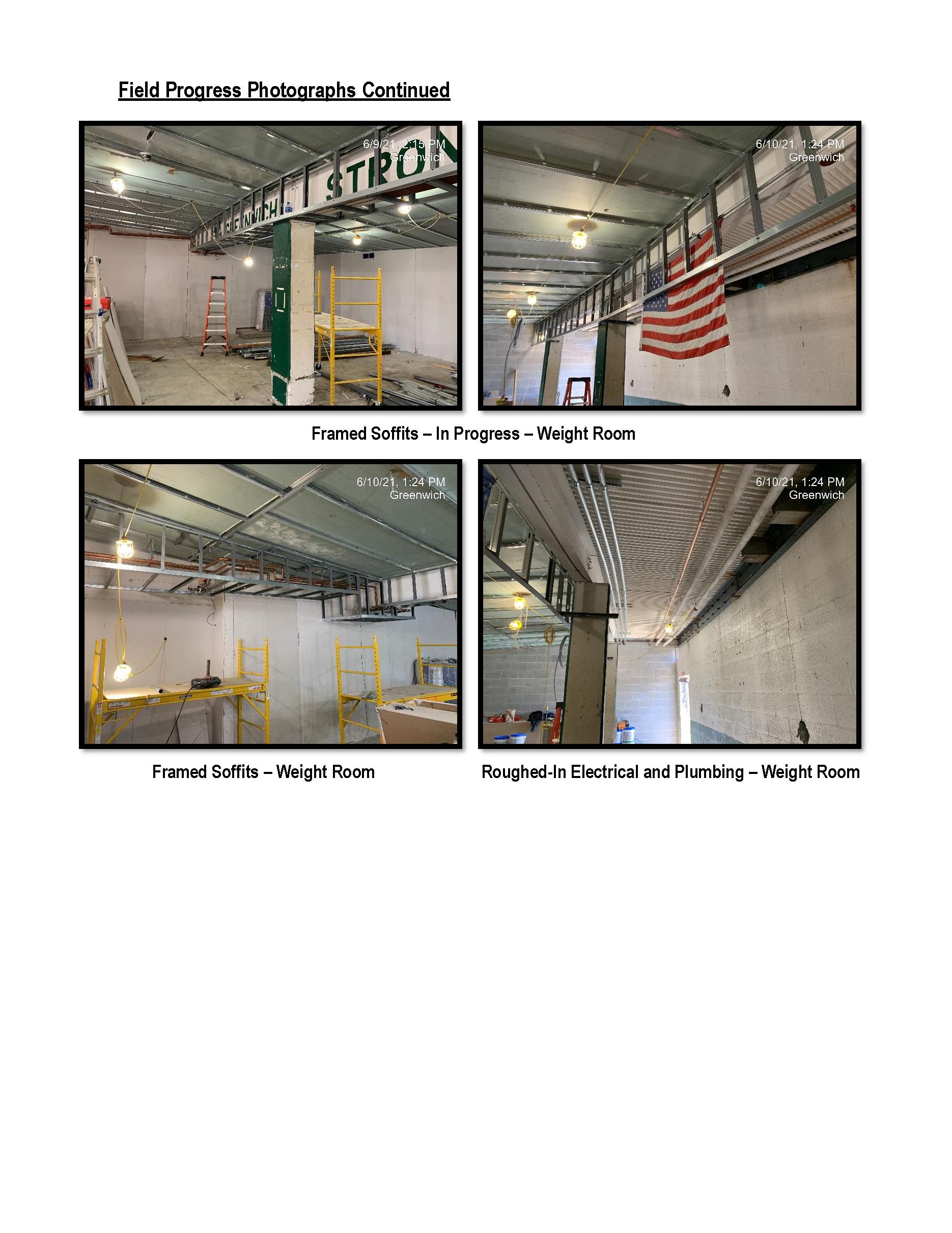 June Progress Report Page 5