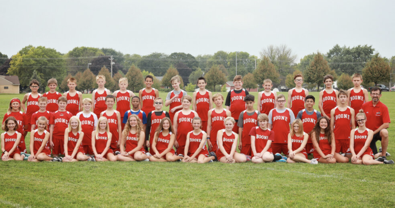 7th & 8th Cross Country