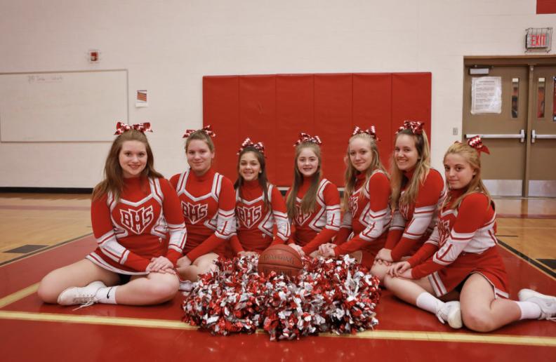 8th Grade Basketball Cheer