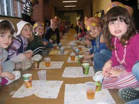 Classroom Parties and Celebrations