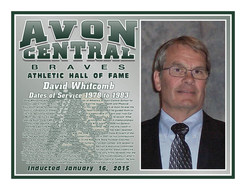Inducted January 16, 2015