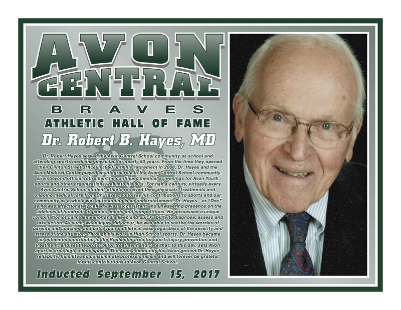 Dr. Robert B. Hayes, MD