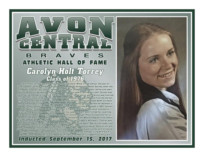 Carolyn Holt Torrey Carolyn Holt Torrey - Class of 1976