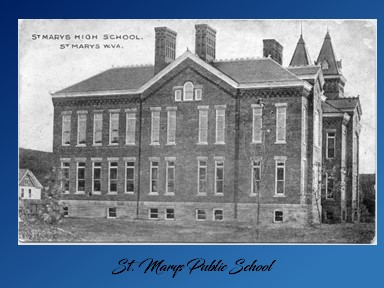 st. marys elementary building
