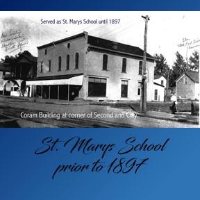 old st. marys school