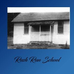 rush run school house
