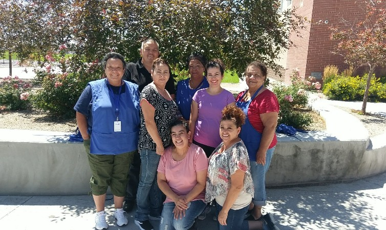 Cafeteria Staff - 2017-2018 School Year