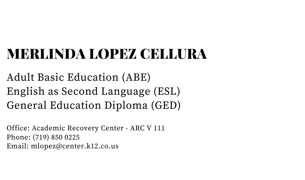 MERLINDA