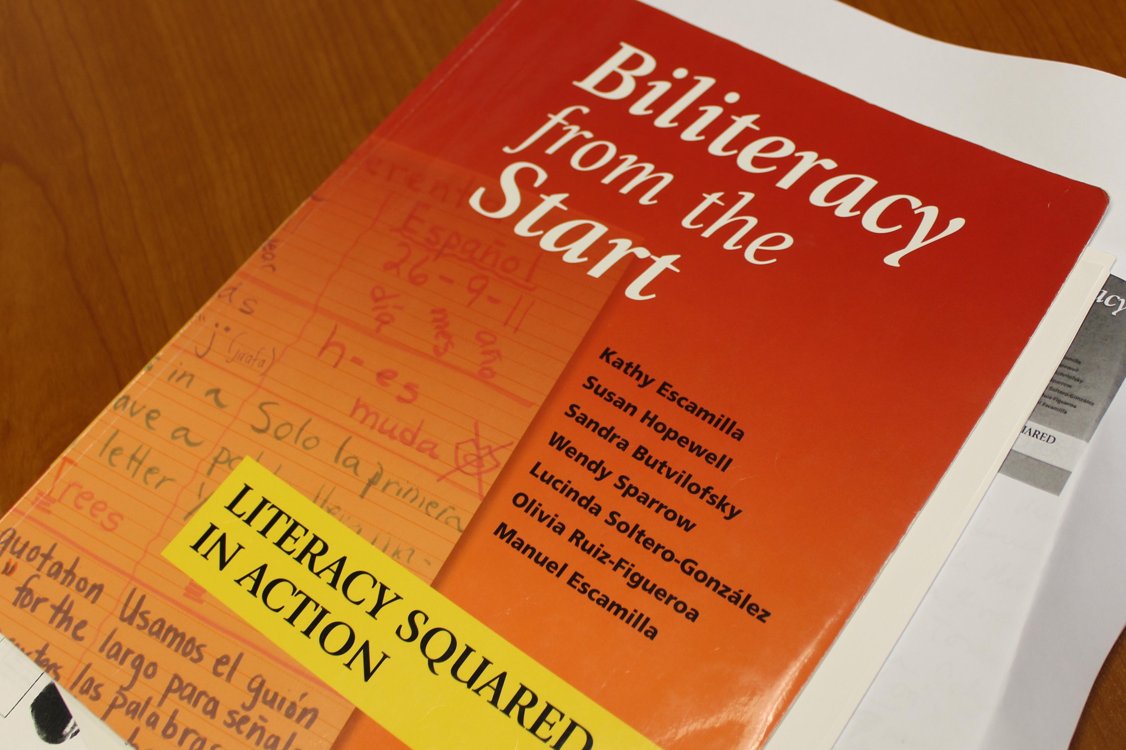 Biliteracy model