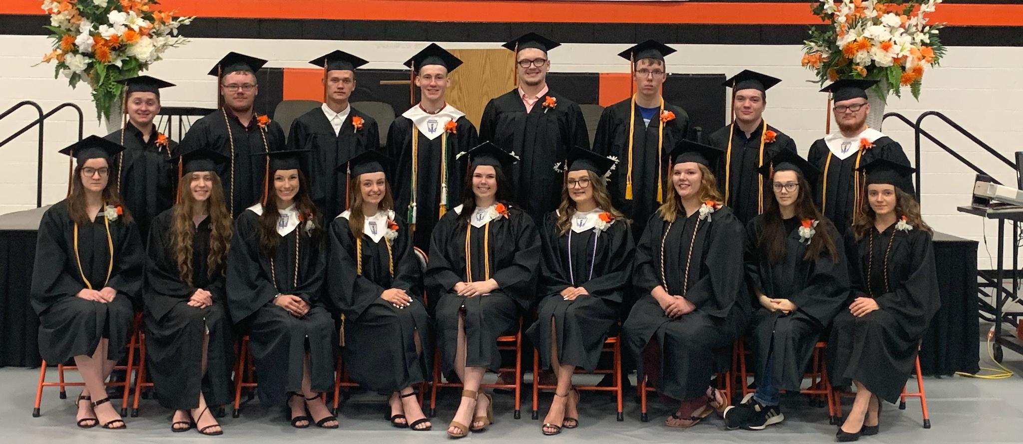 2021 Graduating Class - Congratulations!