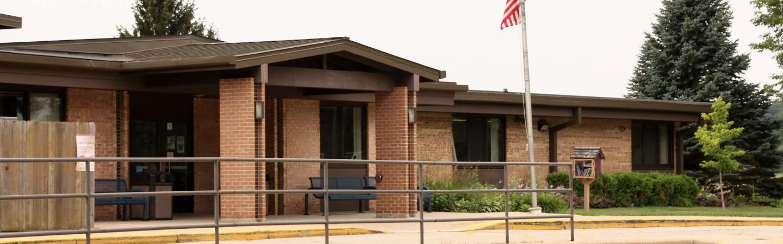 West Middleton Elementary School entrance