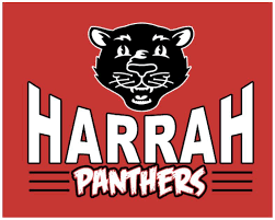 harrah elementary logo
