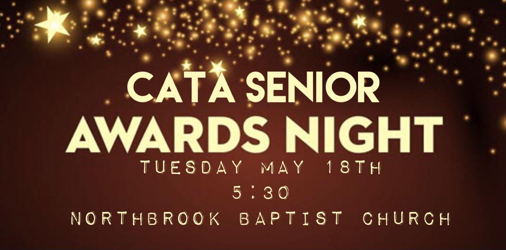 CATA Senior Awards Night