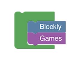 Blockly Games logo