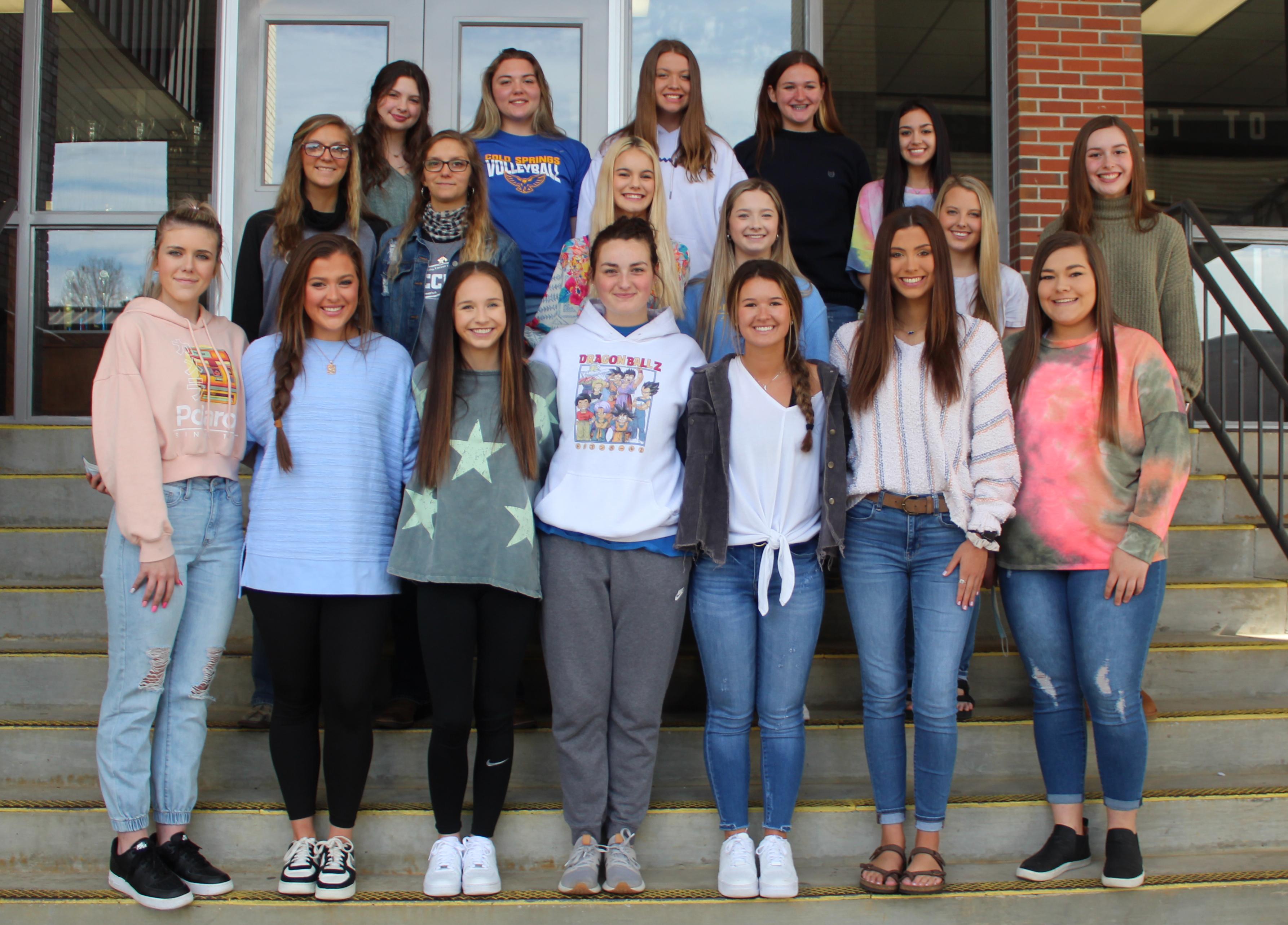 Cold Springs High School Clean Campus Club