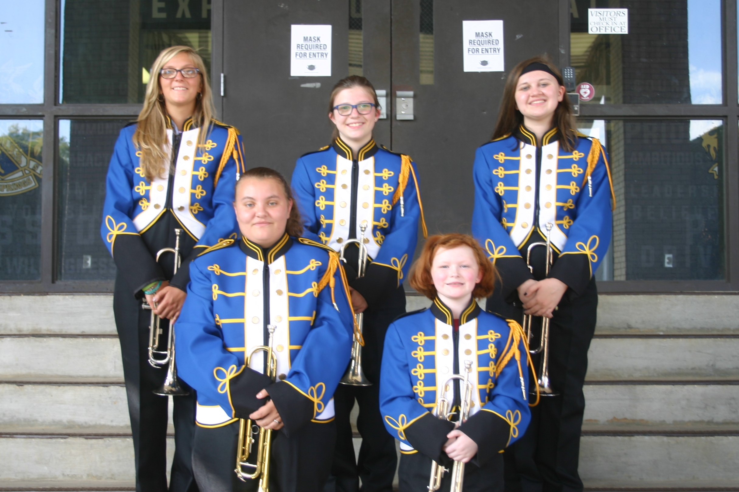CSH Trumpet Section