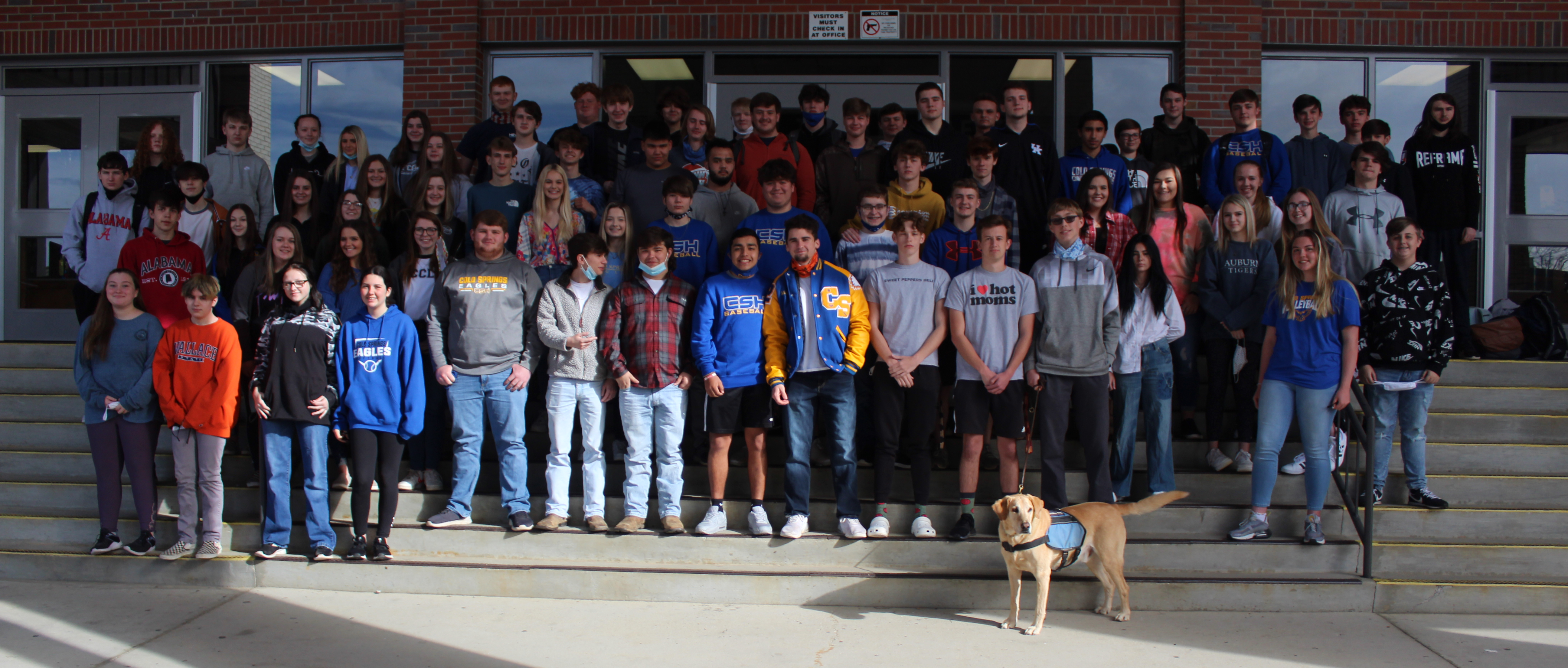 Cold Springs FFA Chapter 2020-21