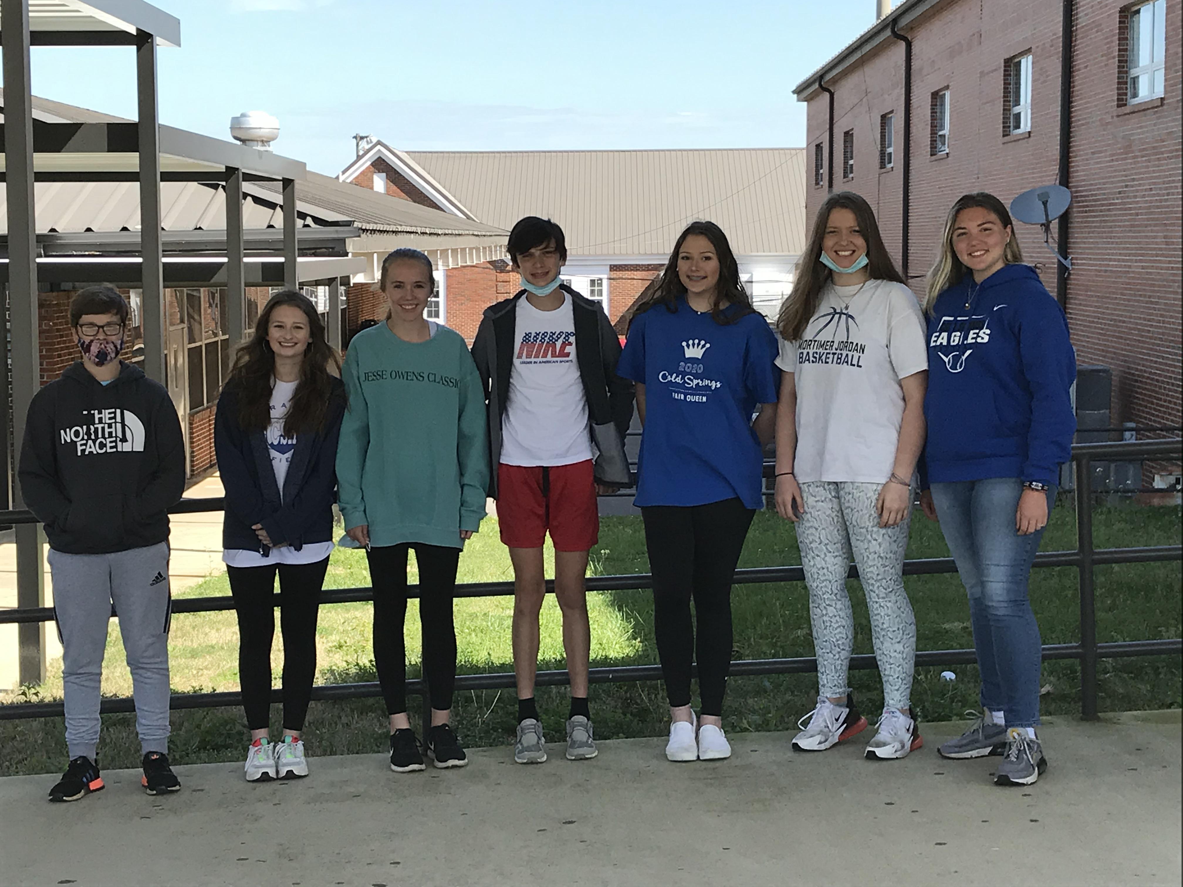 2020-21 CSH Geometry Team