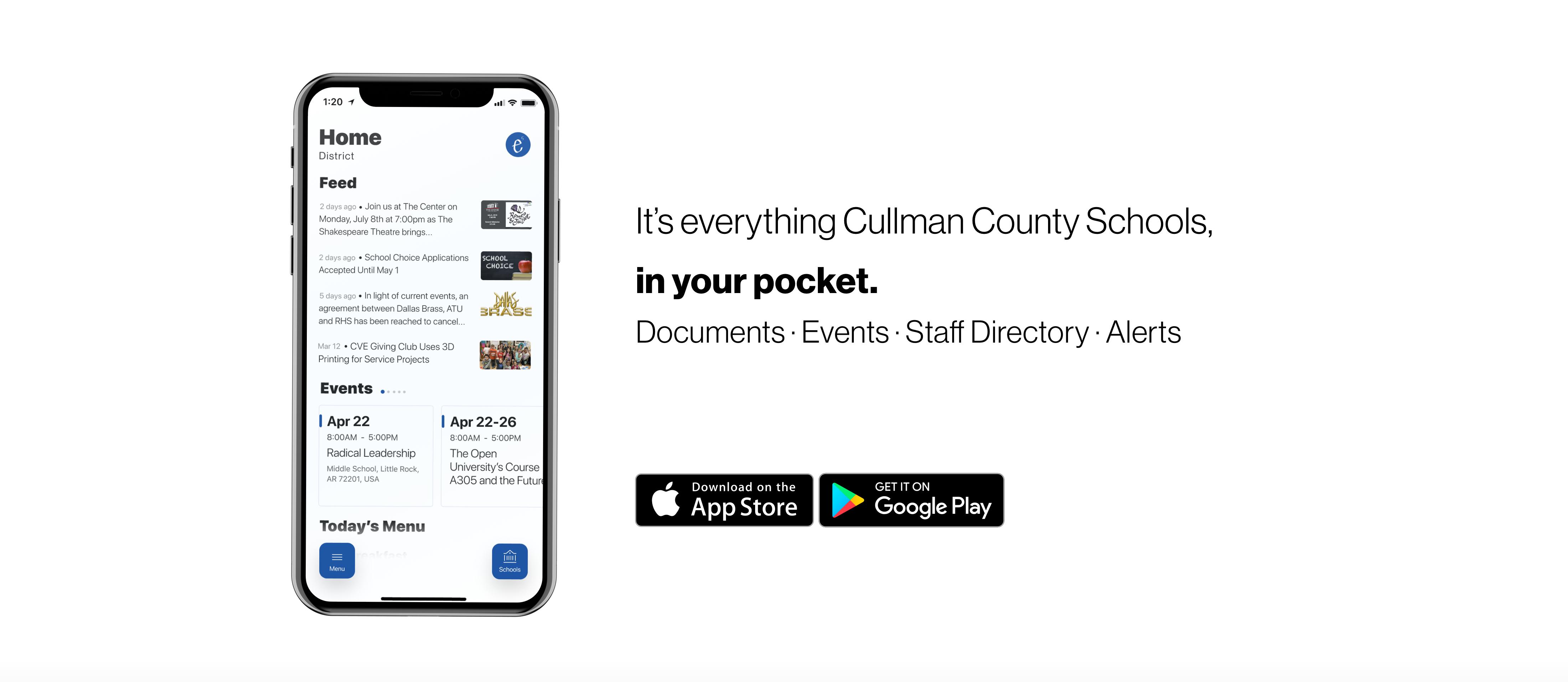 Cullman County Schools App Image