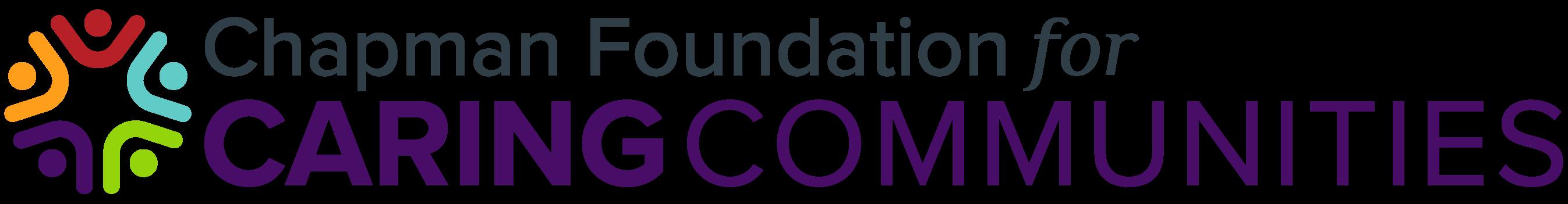 Chapman Foundation for Caring Communities Logo