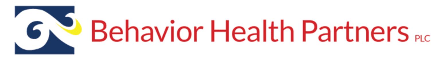 Behavior Health Partners PLC Logo