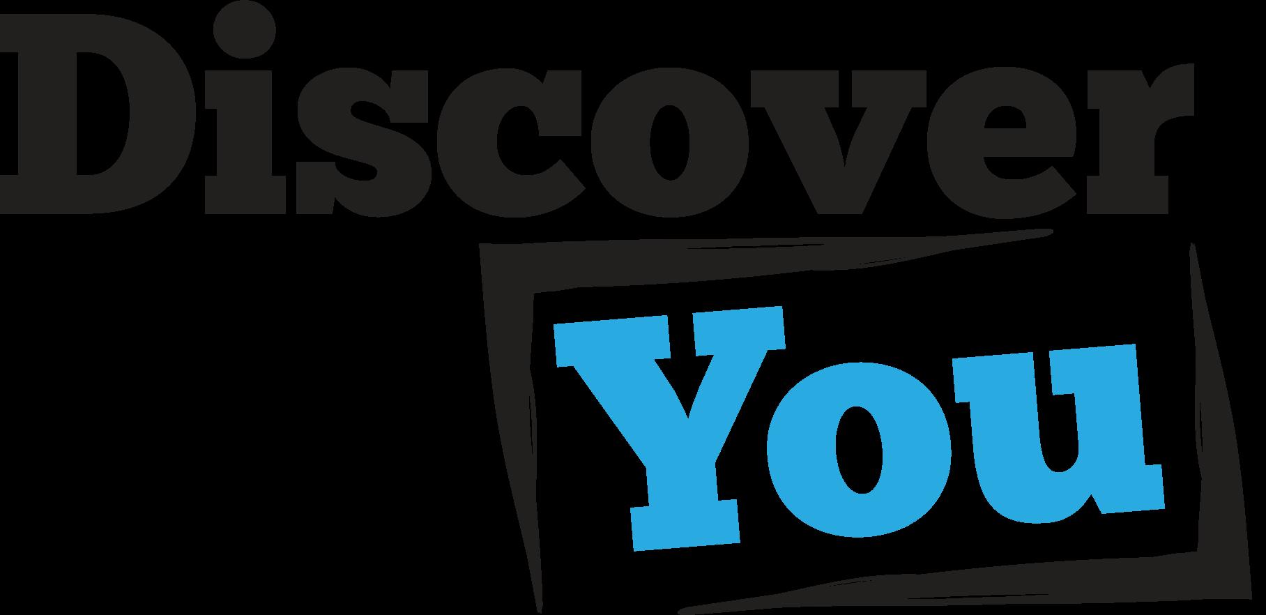 The ROCK Discover You Logo
