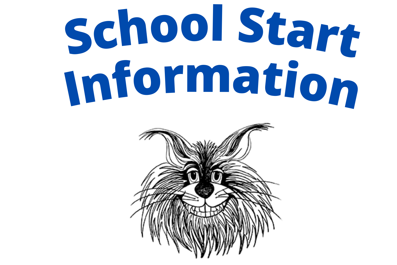 School start info