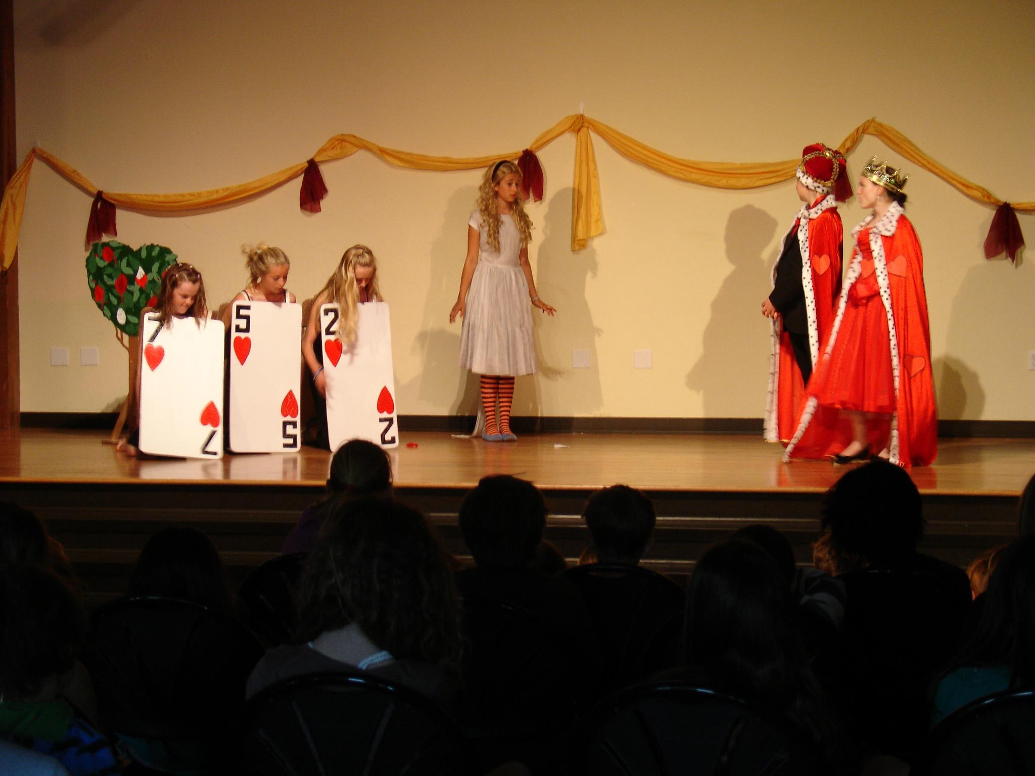 on stage performances