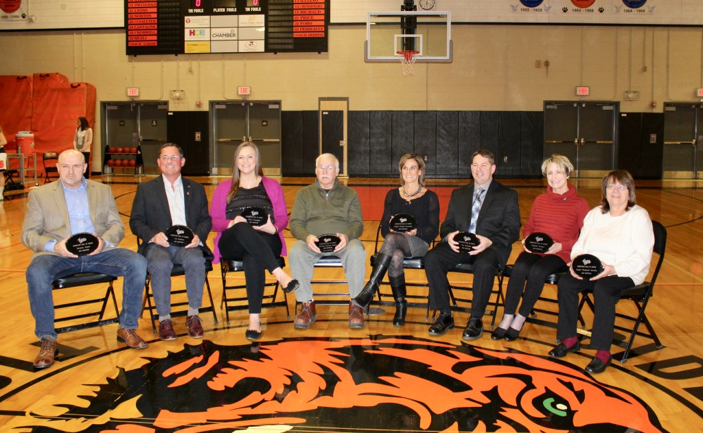 HALL OF HONOR CLASS OF 2017 :